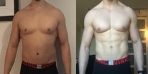 Før og etter kost og treningsplan | BorgeFagerli.no